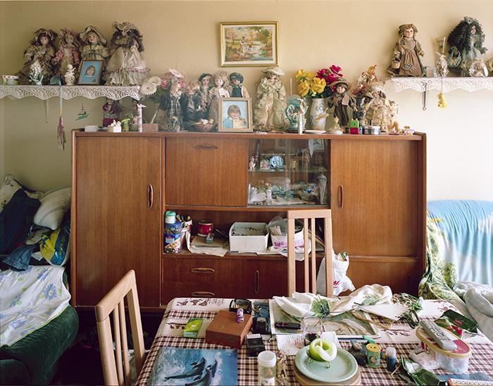 Interior, Évreux, 2010