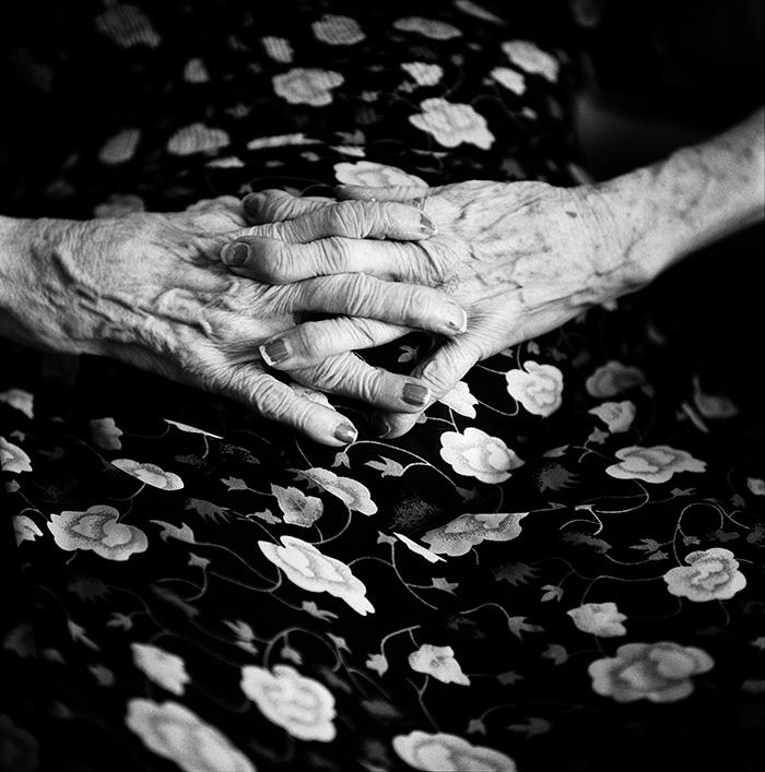 Les mains de madame D, Le Bourget, 2013