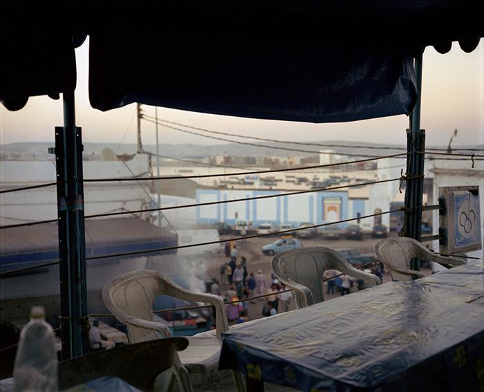 Sans titre, Larache, Maroc, 2006