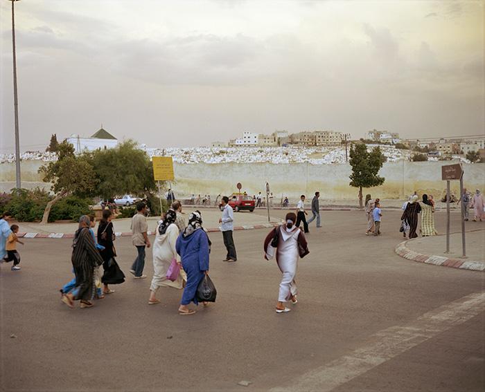 Sans titre, Fez, Maroc, 2006